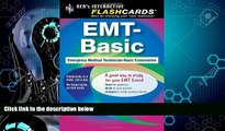Big Deals  EMT-Basic - Interactive Flashcards Book for EMT (REA) (REA Test Preps), Not the Premium