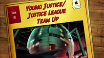 Young Justice/Justice League Team Up (Young Justice)