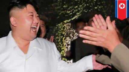 Kim Jong Un ordonne à la Corée du Nord de célébrer le lancement d'un missile