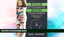 Big Deals  Poor Students, Rich Teaching: Mindsets for Change (Raising Achievement for Youth at