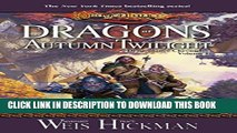 [PDF] Dragons of Autumn Twilight: Chronicles, Volume One (Dragonlance Chronicles) Full Colection