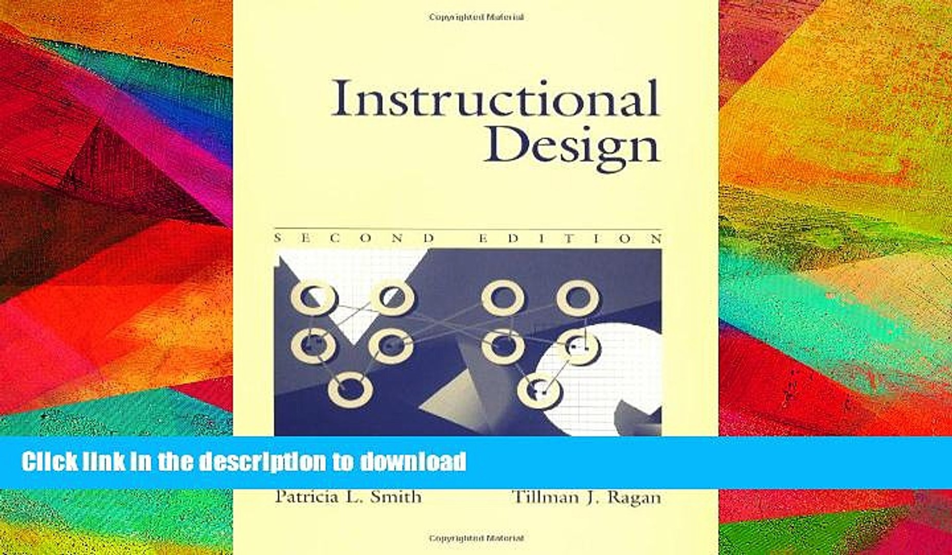 Favorite Book Instructional Design 2nd Edition Full Online Video Dailymotion