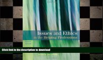 READ  Issues and Ethics in the Helping Professions, 8th Edition (SAB 240 Substance Abuse Issues