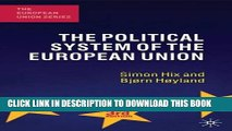 [PDF] The Political System of the European Union (European Union (Paperback Adult)) Full Online
