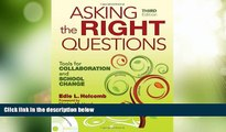 Big Deals  Asking the Right Questions: Tools for Collaboration and School Change  Best Seller