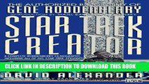 [PDF] Star Trek Creator: The Authorized Biography of Gene Roddenberry Popular Online