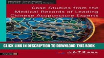Collection Book Case Studies from the Medical Records of Leading Chinese Acupuncture Experts
