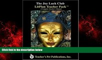 READ book  The Joy Luck Club 1583372407 (LitPlans on CD)  FREE BOOOK ONLINE