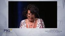 Congrès PRG 2016 - Discours de Monique Boulestin, présidente de la Fédération régionale PRG Nouvelle Aquitaine