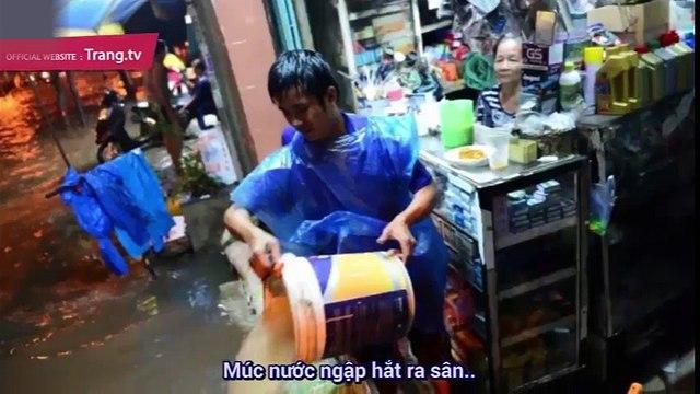 """Bản nhạc chế """"Sài Gòn ngập lắm... Sài Gòn ơi!!!"""" gây thích thú"""