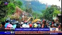 Warga Sumedang Mulai Bersihkan Rumah dari Lumpur Banjir Bandang