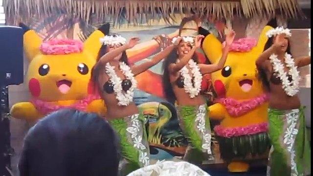 Clip vui - pikachu nhảy