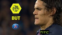 But Edinson CAVANI (27ème pen) / Paris Saint-Germain - Dijon FCO - (3-0) - (PARIS-DFCO) / 2016-17
