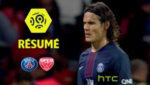 Paris Saint-Germain - Dijon FCO (3-0)  - Résumé - (PARIS-DFCO) / 2016-17