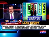 Indian Anchor Arnab Goswami Crying Badly Over Pakistan's Initiative On Indian Occupied Kashmir
