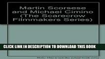 [PDF] Martin Scorsese and Michael Cimino (Filmmakers) Popular Online
