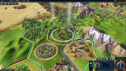 First Look Rome de Civilization VI