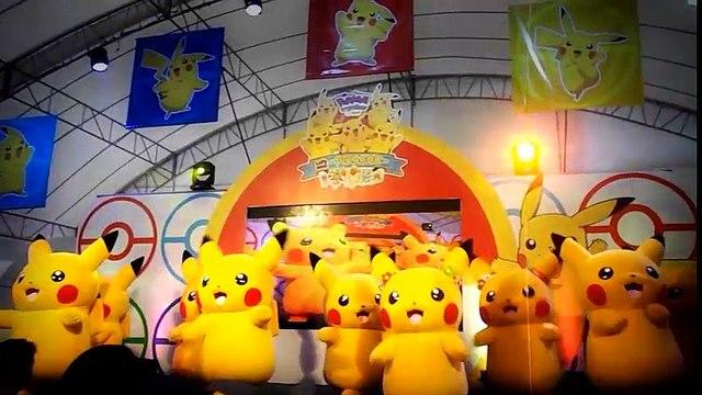 Gặp gỡ dàn pikachu siêu đáng yêu ngoài đời