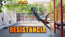 Street Workout - Treino de Rua