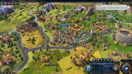 First Look Greece de Civilization VI