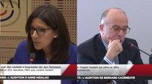 Audition de Bernard Cazeneuve puis d'Anne Hidalgo - Les matins du Sénat (22/09/2016)