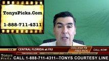 Florida International Golden Panthers vs. Central Florida Knights Free Pick Prediction NCAA College Football Odds Previe