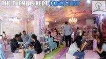 Le tout premier bar pour les fans de licornes vient d'ouvrir ses portes