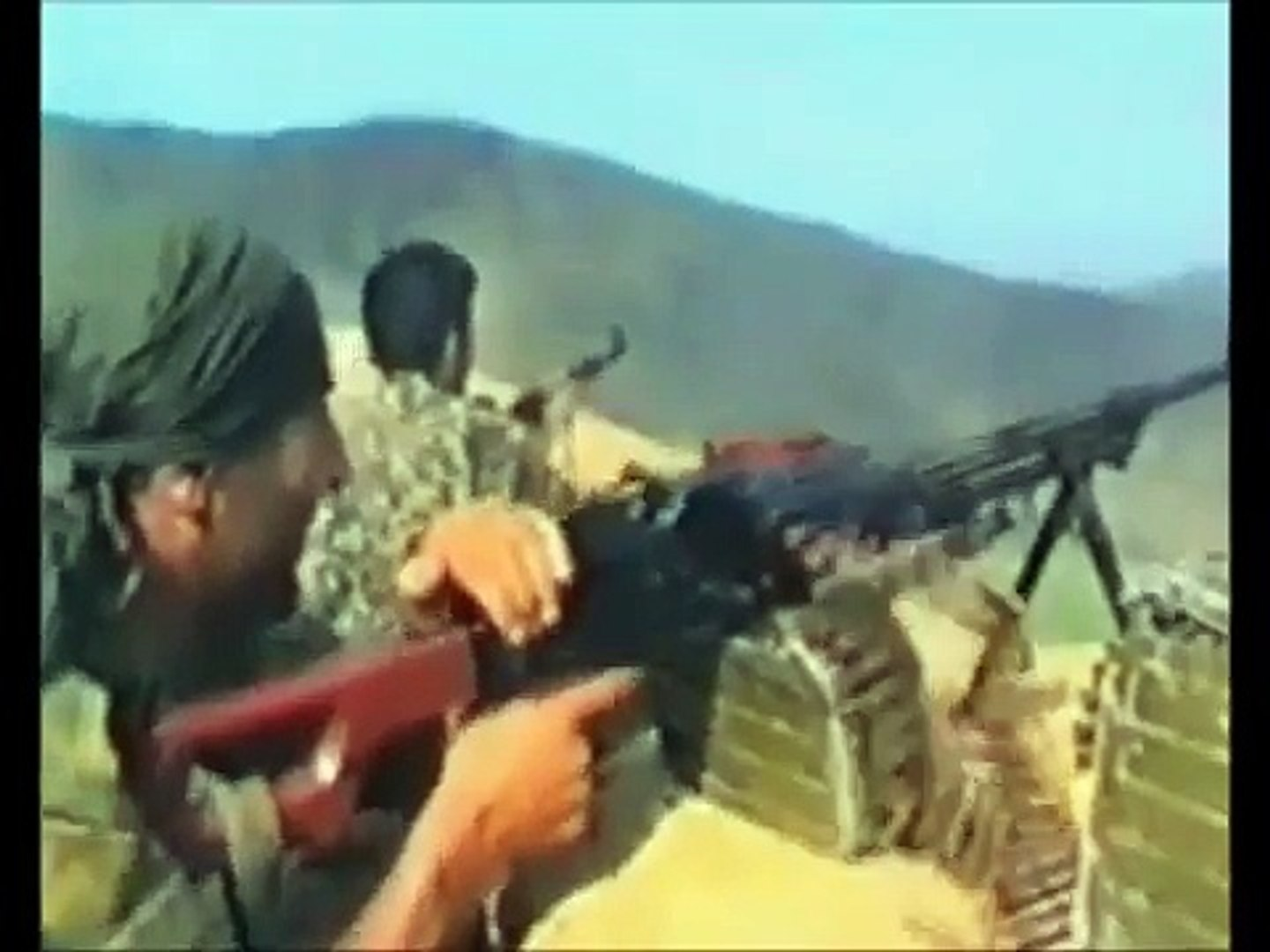 ''CAUCASUS'' ARMENIAN Fighters of Karabakh Freedom