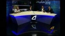 Georgie: Deux hommes politiques en viennent aux mains en direct à la télévision - Regardez