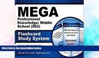 Big Deals  MEGA Professional Knowledge: Middle School (062) Flashcard Study System: MEGA Test