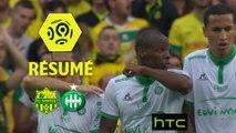 FC Nantes - AS Saint-Etienne (0-0)  - Résumé - (FCN-ASSE) / 2016-17