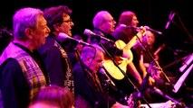 Solo Luz - Raul Carnota - Grupo Vocal Ashpamanta  en vivo