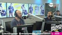 Kungs et Jamie N Commons chez #BrunoFunRadio (22/09/2016) - Best Of en Images de Bruno dans la Radio