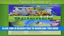 New Book PRENTICE HALL SCIENCE EXPLORER LIFE SCIENCE GUIDED READING AND STUDY    WORKBOOK 2005