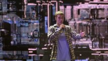 JUSTIN BIEBER - WHERE ARE Ü NOW ♪ LIVE IN PARIS @ ACCORHOTELS ARENA 2016.09.21 by Nowayfarer  ᴴᴰ