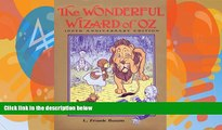 Big Deals  The Wonderful Wizard of Oz (Books of Wonder)  Best Seller Books Best Seller