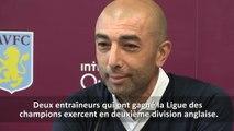 """Aston Villa - Di Matteo : """"La D2 anglaise fait partie du Big Five européen"""""""