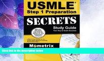 Big Deals  USMLE Step 1 Preparation Secrets Study Guide: USMLE Exam Review for the United States