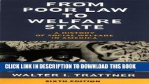 [PDF] From Poor Law to Welfare State, 6th Edition: A History of Social Welfare in America Full