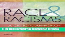 [PDF] Race and Racisms: A Critical Approach Full Collection