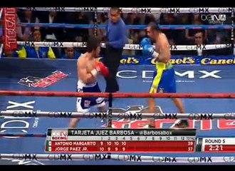 Antonio Margarito vs Jorge Paez Jr  2016-03-05