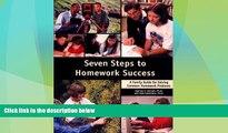 Big Deals  Seven Steps to Homework Success: A Family Guide for Solving Common Homework Problems