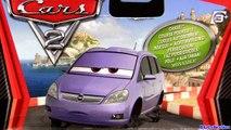 Watch Otis Towed by Mater Cars 2 Diecast #43 Mattel Disney Pixar toys from Radiator Springs