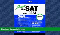 Enjoyed Read Master the SAT   PSAT 2000 ED (Sat and Psat (Arco), 2000)