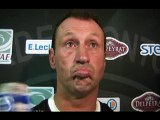 SITE OFFICIEL STADE MONTOIS RUGBY - INTERVIEW C. LAUSSUCQ - STADE MONTOIS vs AGEN