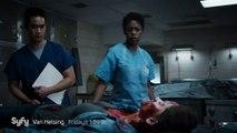 Van Helsing: Exclusive Clip from Episode 1.02 - Seen You