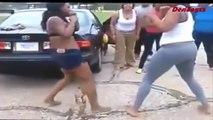 Crazy Girls Street Fighting Videos 2016 - sexy girl - sexy woman. - Dailymotion