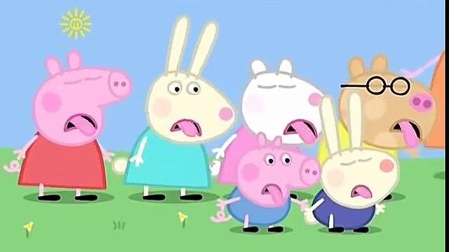 Peppa Pig Shopping Chloes Puppet Show Season 1 Episode 41 42 #peppapig