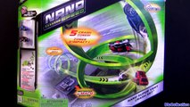 Nano Speed Super Vert Crash Race Track Mini Micro Cars by Spin Master