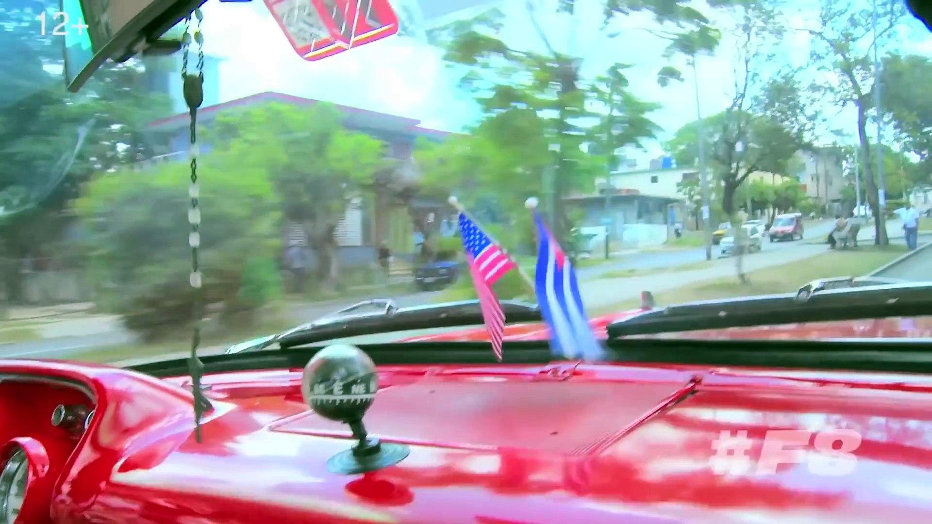 Форсаж 8 / Fast 8 — съемки на Кубе (2017)
